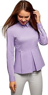 Amazon.es: Morado - Blusas y camisas / Camisetas, tops y blusas: Ropa