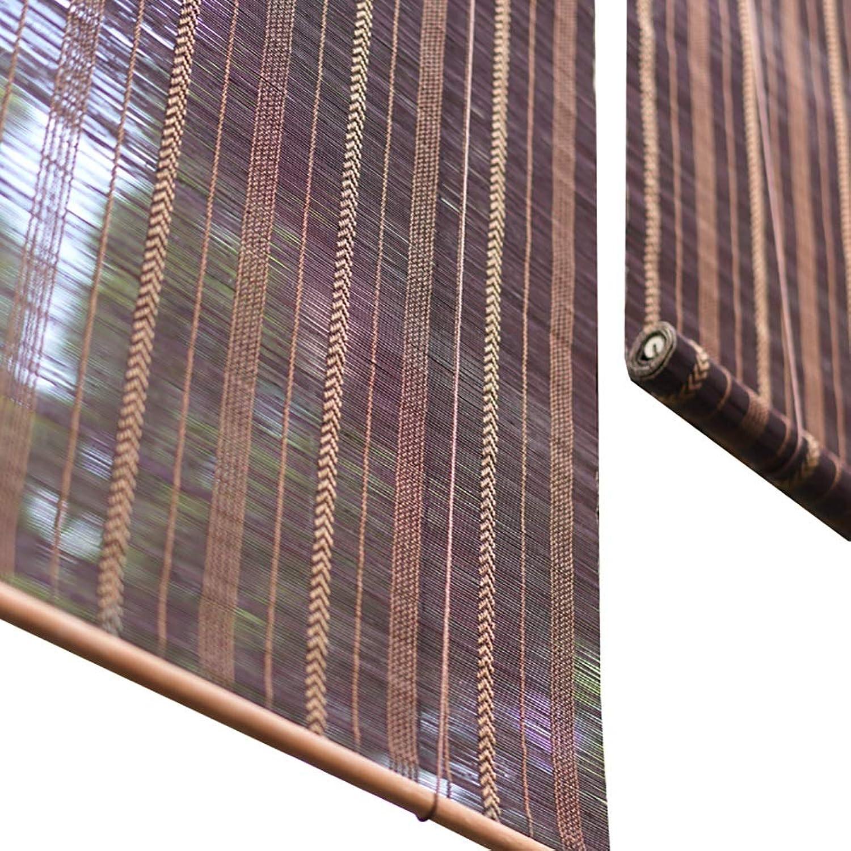 al precio mas bajo Partición De Cortinas De La La La Ventana del Rodillo, Persianas Enrollables De Bambú 60% Cortina De Sombra para El Balcón del Dormitorio, Tamaño Personalizable (Color   Flat Curtain, Tamaño   50X150cm)  alta calidad