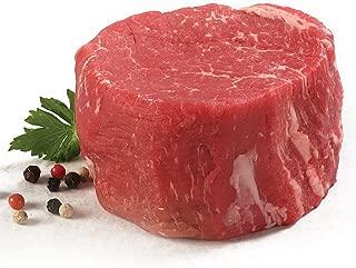New York Prime Beef - Filet Mignon - 6 x 8 Oz. Steaks - THE BEST STEAK ON THE PLANET via Fed Ex overnight