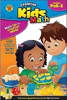 Math PreK - K