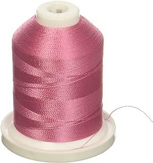 500 yd//475m Mettler Silk-Finish Solid Cotton Thread Black