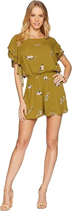 Heavenly Fields Romper