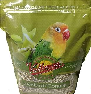 lovebird seed mix