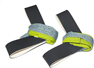 Static Care Adjustable One Size Fits All Anti Static 1M Ohm ESD Reusable Foot Heel Straps Premium Quality Perfect for Grounding, Removing Static, Protecting Electronics Against Electric Shock - 1 Pair