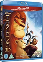 the lion king 3d blu ray