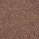 Kunstrasen Rasenteppich mit Noppen | Höhe ca. 7,5mm | 133, 200 und 400 cm Breite | beige hell-braun | Meterware, verschiedene Größen | Größe: 8 x 2 m