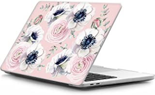 Casetify MacBook Pro 13 inch Retina Case for 2017 & 2016 Model with 1.8mm Impact and Scratch Resistant Hard TPU Shell and Artist Design. (Models A1706, A1708) (Pink Blossom Love)
