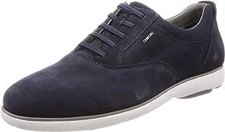 Geox U Nebula F B, Zapatos de Cordones Oxford Hombre