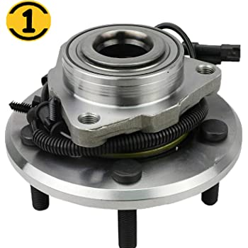 Front Wheel Bearing Hub Assembly Fit 2012-2019 Chrysler 300 RWD 2WD Replace 513325 2012-2019 Dodge Charger 2012-2019 Dodge Challenger Hub Bearing w//5 Lugs MotorbyMotor