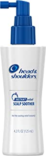 Head and Shoulders Instant Relief Scalp Soother Treatment, 4.2 Fluid Ounce
