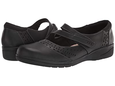 Clarks Cheyn Lola (Black Leather) Women