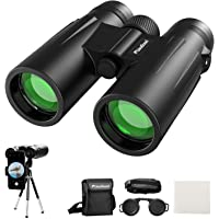 Usogood 12X50 Binoculars for Adults with Tripod