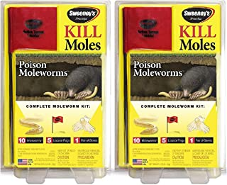 Sweeney's Poison Moleworms (2 Pack)