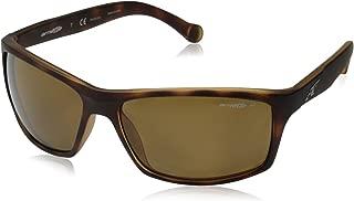 Arnette Men's AN4207 Boiler Rectangular Sunglasses