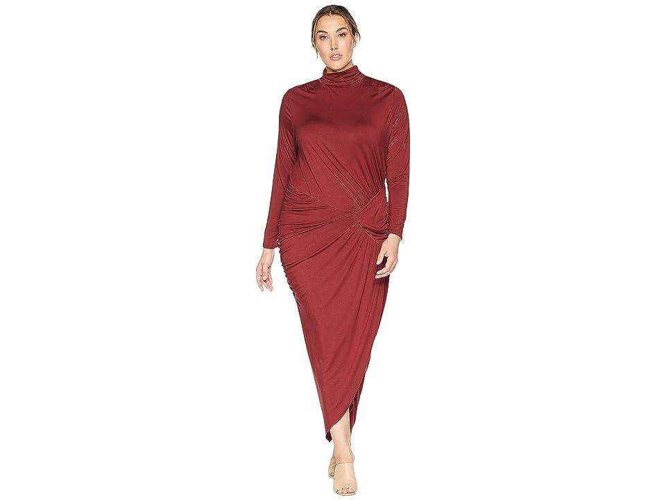 Rachel Pally Plus Size Magdalena Dress (Gamay) Women