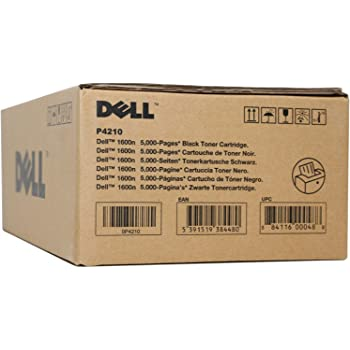 Amazon Com Dell 1600n High Capacity Toner 5000 Yield Oem 310 5417 Geniune Oem Toner Office Products