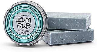 Sponsored Ad - Zum Bar Goat's Milk Soap and Zum Rub Moisturizer - Sea Salt (3 Pack)