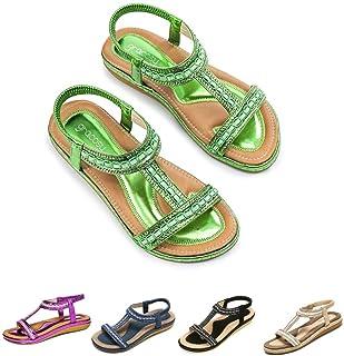 Sandalias Y Zapatos Chanclas Tres Para Meses N0m8nw Amazon Esúltimos WCxredBo