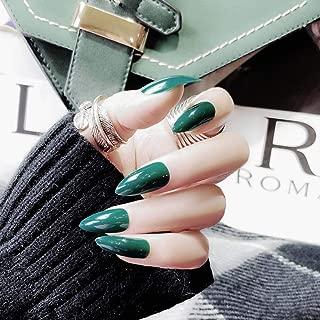 Best green nails from fake nails Reviews