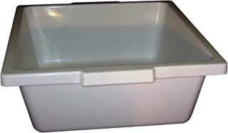 PSC 1007178 General Purpose Trays, Autoclavable, Polypropylene, 15