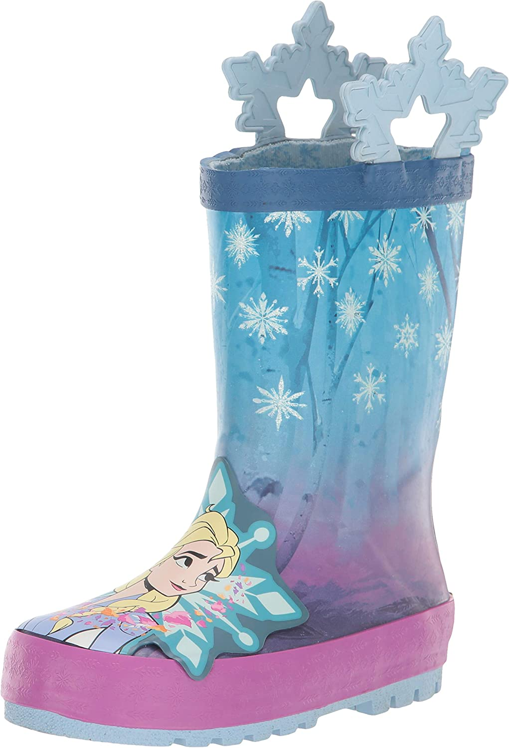 Western Chief Girls Now free shipping Frozen 2 Anna Boot Free shipping and Rain Elsa Waterproof