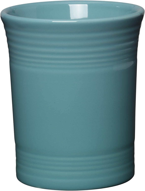 Fiesta 6-5 8-Inch Utensil Crock, Turquoise