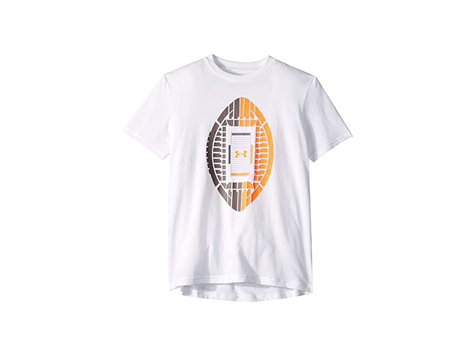 Under Armour Kids - Under Armour Kids Stadium Icon Tee , White