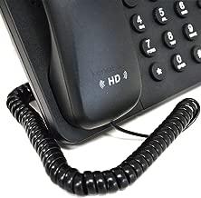 Tel/éfono Auricular Spire RJ10 Clavija A RJ10 Clavija Cable Cable Blanco 5 m