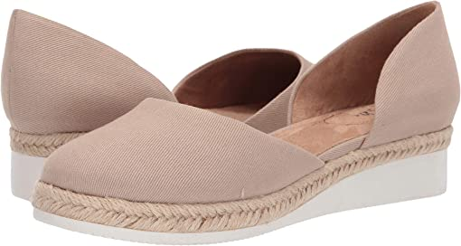 Tender Taupe Soft Canvas