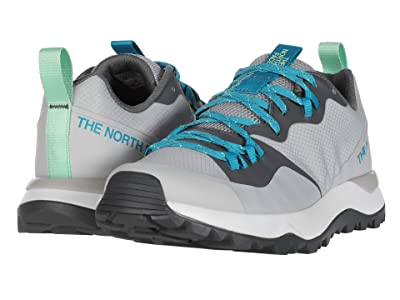 The North Face Activist Lite (Micro Chip Grey/Zinc Grey) Women