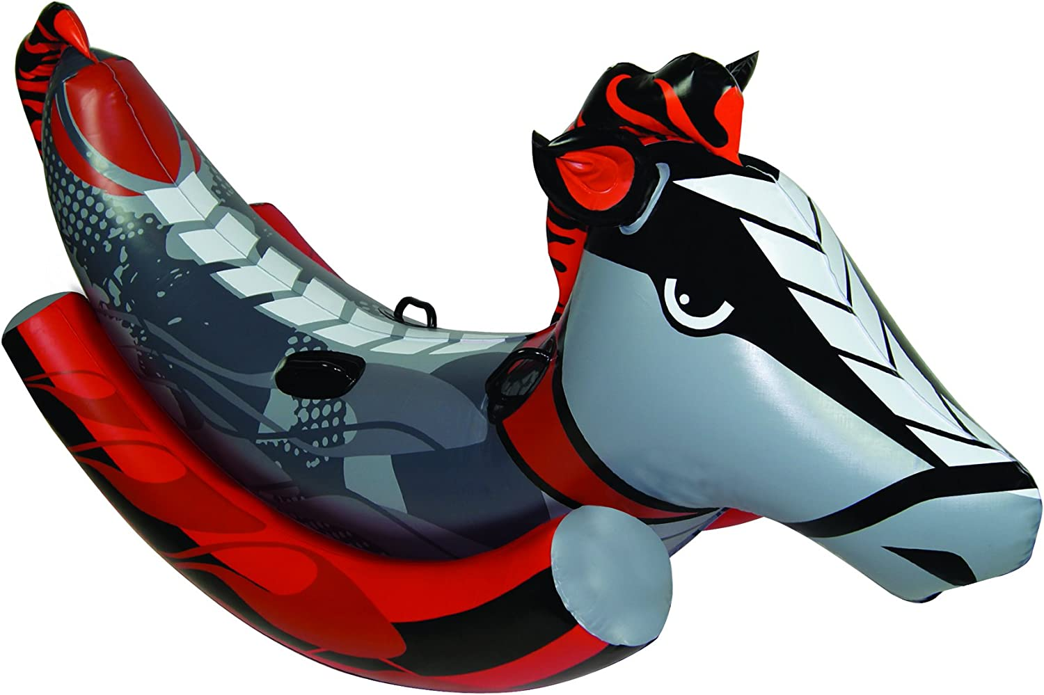 Poolmaster Swimming Pool Rockin' Horse Float Toy, Multicolord
