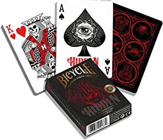 Best bicycle hidden playing cards Reviews