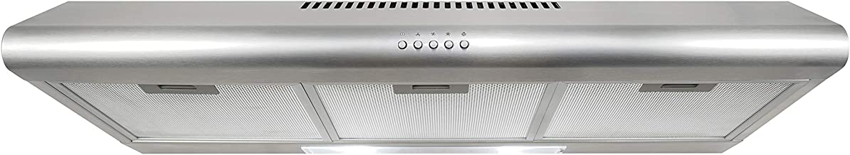 commercial stainless steel hood