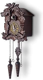 Best wood cuckoo clocks Reviews