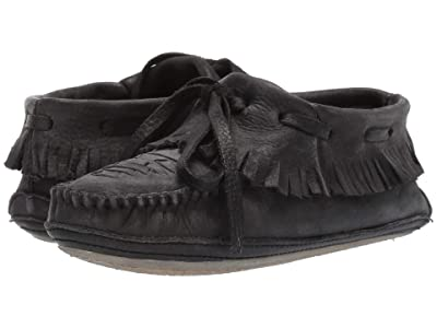 Free People Isadore Moccasin (Black) Women