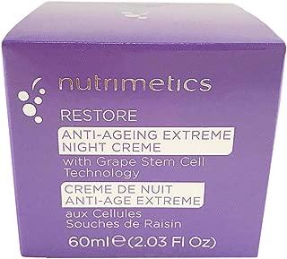 nutrimetics restore night cream