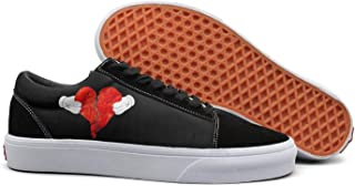 Kanye-West-My-Beautiful-Dark-Twisted-Fantasy- women Casual shoes Boat cool Low Top Original