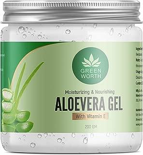 Greenworth Pure Aloe Vera Gel 200 gm