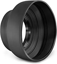 67MM Altura Photo Collapsible Rubber Lens Hood for Camera Lens with 67MM Filter Thread
