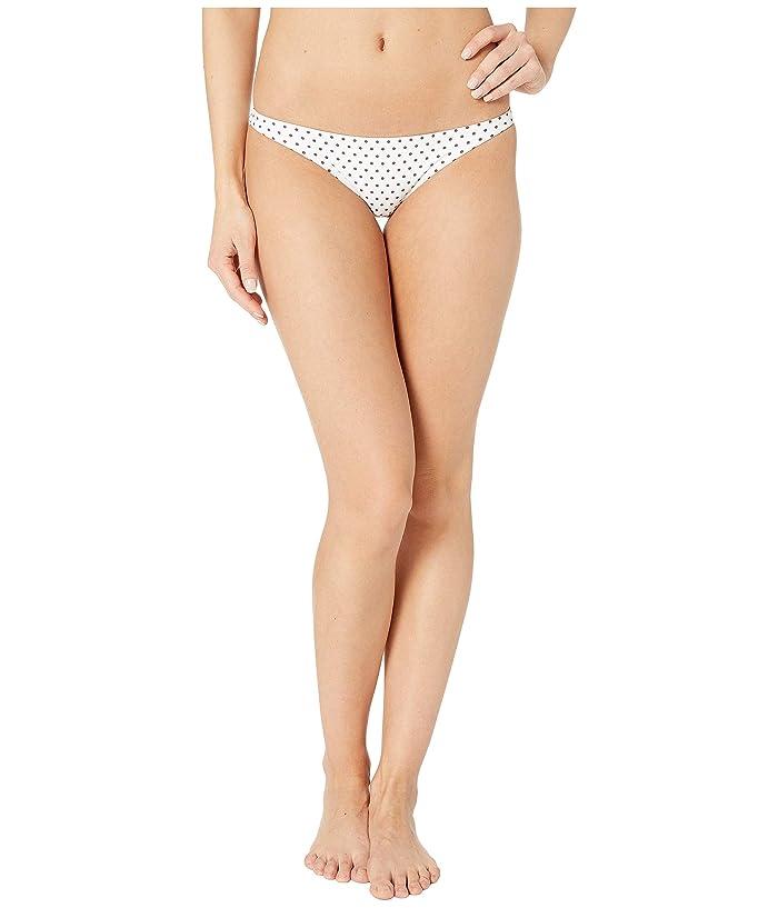 Vitamin A Swimwear Luciana Full Coverage Bottom (Rumba Dots Sultana) Women