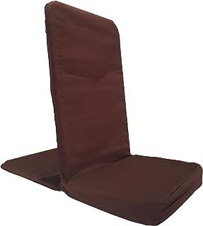 Back Jack Floor Chair, Extra Large, Burgandy
