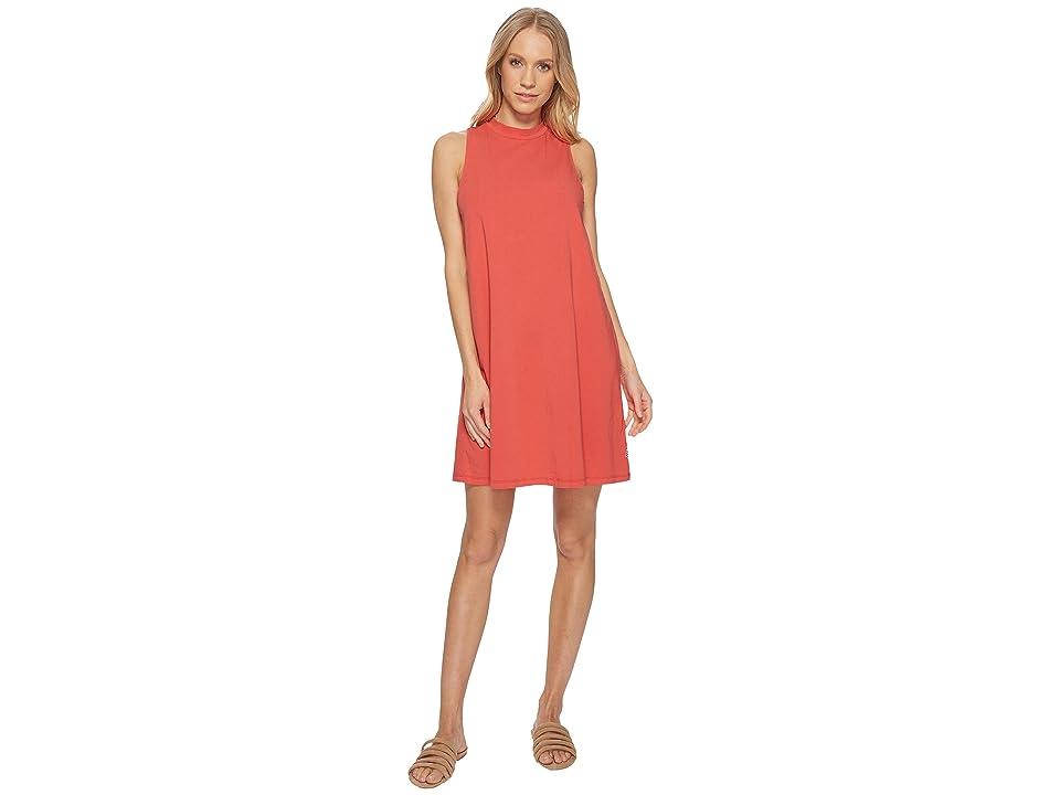 Vans Carmel Dress (Spiced Coral) Women