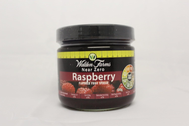 Walden Farms Raspberry Fruit Spread 12 Ounce 6 Industry No. Cheap sale 1 case - per