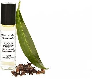 Natural Perfume - Clove Perfume - Essential Oil Perfume - Clove Rollerball Oil - Natural Clove Perfume - Organic Perfume - Women's Perfume - Men's Fragrance - Clove Perfume - Personal Fragrance