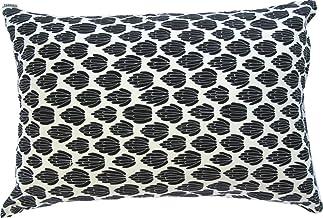 枕カバー アルク黒 FABRIC'Sファブリックス ブラック 北欧 フィンランド かっこいい メンズ 43×63cm