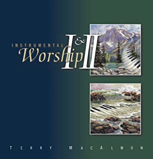 Instrumental Worship I & II - 2 CD Set