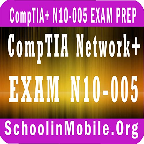 COMPTIA NETWORK+EXAM N10-005