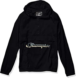 Champion LIFE Mens V0180 Anorak Windbreaker Windbreaker
