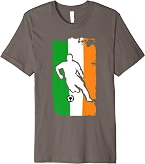 Ireland Soccer Jersey - Irish Flag | Football Futbol