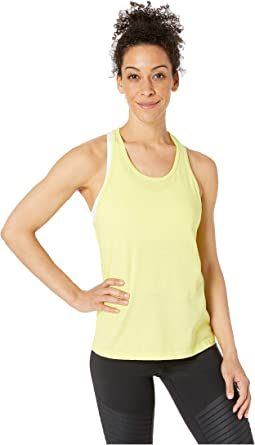 Heather Tech Tank Top